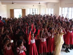Children sponsored through Be A HERO