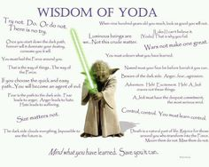 Star Wars Philosophical Quotes