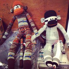 New friends @stance_gal @Stance Socks