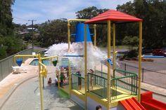 Brand new water park - BIG4 Bonny Hills family activities