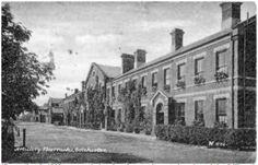 Sergeants' Mess of the old Artillery Barracks, Colchester