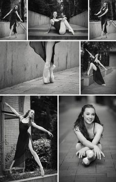 Ballet, Pointe, Dance, Urban Photos, Portland Senior Teen Photographer, Oregon Dance, Shannon Hager Photography