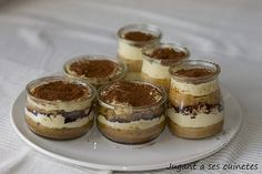 Tiramisú per a tots els gustos by jugant a ses cuinetes, via Flickr Sweet Tooth, Cheesecake, Ethnic Recipes, Desserts, Blog, Cocoa, Tailgate Desserts, Deserts, Cheese Cakes