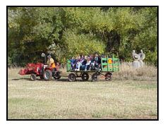 Lee Martinez Park (600 N. Sherwood St.) Fort Collins, CO - The Farm is located on the west end of Lee Martinez and I believe is $2.00 for entry. See farm animals up close + small playground and history trail.