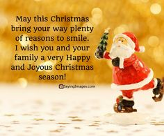 Best Christmas Cards, Messages, Quotes, Wishes, Images 2016 - Neujahr