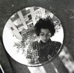 Vivian Maier (1926-2009 American) • Autoportret Undated