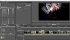 Premiere Pro - Ghosting. In the effects section on premiere pro we found an effect under Blur and Sharpen called Ghosting. In the narrative looking through the clips I decided to use this effect on the faster paced shots at the end, this improved the aesthetic of the video but also showed the idea of her trying to break out of that fake image while representing that image of her as fake and unreal.