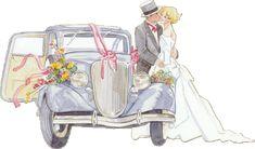 couples et mariés - (page 2) - chantalou16 vintage