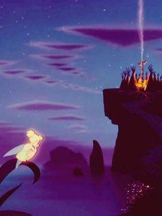 1953 Peter Pan - Tinkerbell Crying