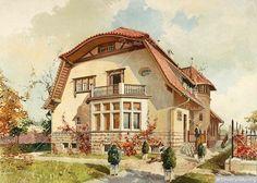 Villa in Darmstadt_ Schiesshofstrasse 106