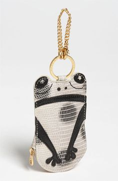 Kiss the frog. Marc by Marc Jacobs coin purse.