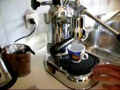 the art of making expresso at home