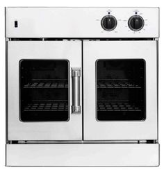 """AROFE-30 American Range 30"""" Legacy Single French Door Electric Wall Oven with Infared Broiler - Stainless Steel"""