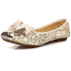 Womens Deep Vines Leather Flat Shoes ( 2 Colours )