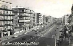 Roma Viale Marconi 1960