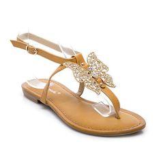 Japonki Sandały z efektownym motylkiem Blog, Shoes, Fashion, Moda, Zapatos, Shoes Outlet, Fashion Styles, Blogging, Shoe
