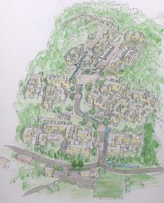 100 Houses Grimstad Norway Project