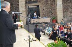 INAUGURAN EL XXXIX CONGRESO DE LA ASOCIACIÓN NACIONAL DE CRONISTAS DE CIUDADES MEXICANAS