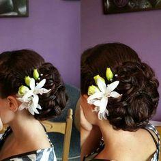 Fryzura,wesele,uczesanie,hair