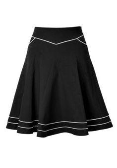 Фасоны и модели юбки для фигуры Груша