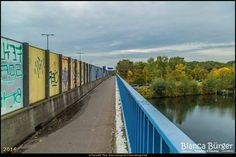Fußgängerweg auf der Hinkeldeybrücke (Okt 2016) #Berlin #Deutschland #Germany #biancabuergerphotography #igersgermany #igersberlin #IG_Deutschland #IG_berlincity #ig_germany #shootcamp #shootcamp_ig #pickmotion #berlinbreeze #diewocheaufinstagram #berlingram #visit_berlin #Herbst #autumn #canon #canondeutschland #EOS5DMarkIII #5Diii #Landschaft #landscape