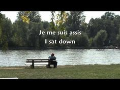 """▶ """"Aline"""" by Christophe (with French & English subtitles) - YouTube"""