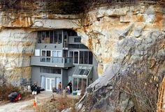 Festus Cave Home in Missouri