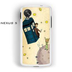 Tardis Doctor Who The Little Prince for Nexus 4/Nexus 5 phonecases