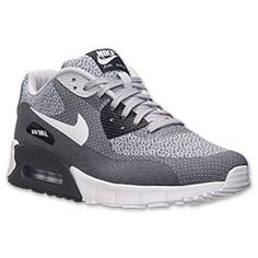 half off cb482 1b503 Mens Nike Air Max 90 JCRD Running Shoes  FinishLine.com  Wolf Grey