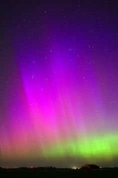 ~~Northern Lights from south-central Nebraska, June 23, 2015 Aurora Borealis by ~Pixelsmithy~~