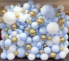Balloon Backdrop, Balloon Decorations Party, Balloon Wall, Balloon Garland, Birthday Party Decorations, Baby Shower Decorations, Balloon Columns, Baby Shower Balloons, Birthday Balloons
