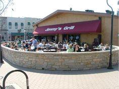 Jimmy's Grill - 245 S Washington St, Naperville, IL