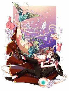 Fanarts Anime, Anime Characters, Manga Anime, Arte Com Grey's Anatomy, Cute Anime Coupes, Real Anime, Seven Deadly Sins Anime, Handsome Anime Guys, Anime Kawaii