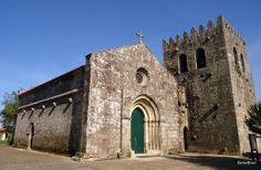 Igreja de Santa Maria de Abade de Neiva