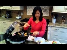 How To Make Fried Chicken in an ActiFry pan