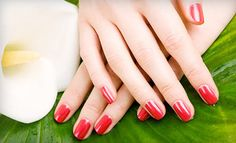 Groupon - $19 for a Shellac Manicure at Gilda's Beauty ($38 Value) in Dunn Loring. Groupon deal price: $19.0.00