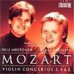 Mozart: Violin Concertos Nos 3-5 #UKOnlineShopping #UKShopping