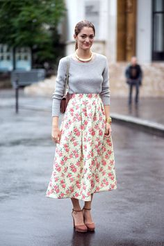 Melanie Huynh - Haute Couture Fall 2014 - Street Style - Harper's BAZAAR