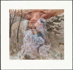 Kiki Smith,The Falls II,2013