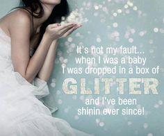 #sparkle #glitter