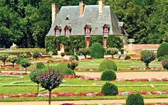 the best gardens to visit in the Loire