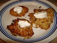 LITHUANIAN POTATO PANCAKES