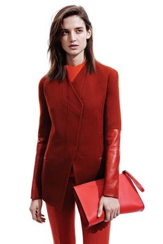 Narciso Rogriguez pre-fall 2014 Collection