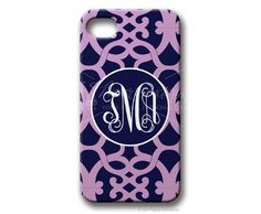 Personalized Phone Case - buy in June and get a free matching key chain.
