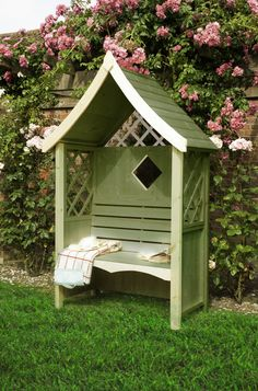 The Pinnacle rose arbour. Featured in Country Homes magazine. http://www.worldstores.co.uk/p/Pinnacle_Rose_Arbour.htm