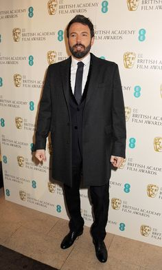 Bafta awards News, nominations and winners from the British Academy of Film and Television Arts. Jersey Girl, Ben Affleck, Film Awards, Award Winner, Celebs, Celebrities, Celebrity Photos, Suit Jacket, Celebrity