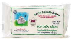 #Earth Friendly Baby Eco Baby #Wipes available online at http://www.babycity.co.uk/
