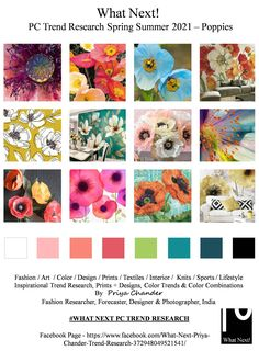 Best Trending Fashion for Women - Fashion Trends Fashion Fabric, Fashion Prints, Color Trends, Design Trends, Fashion Forecasting, Fashion Design Sketches, Summer Colors, Color Theory, Colorful Fashion