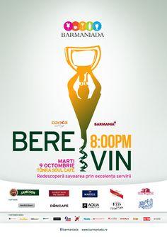 Maine are loc Barmaniada 2012 – etapa de bere si vin