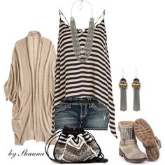"""""""Hippie Chic"""" by shauna-rogers on Polyvore"""